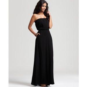 NWT! Splendid Strapless Maxi Dress